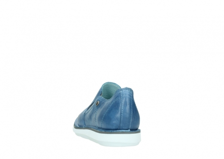 wolky instappers 08476 flint 30820 denim leer_6