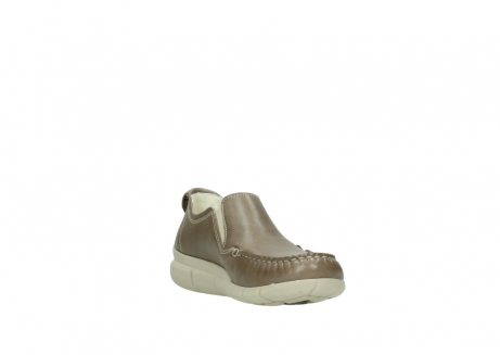 wolky slippers 1511 sekani 715 taupe leder_17