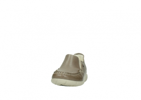 wolky slippers 1511 sekani 715 taupe leder_20