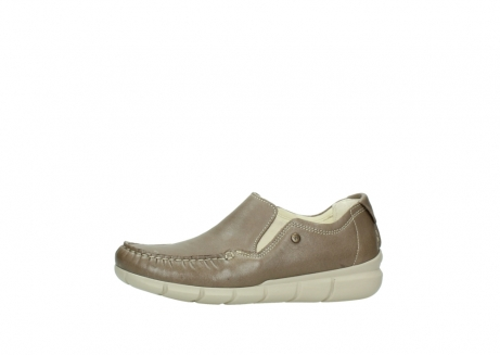 wolky slippers 1511 sekani 715 taupe leder_24