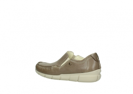 wolky slippers 1511 sekani 715 taupe leder_3