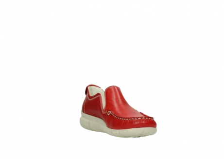 wolky slippers 1511 sekani 757 rot sommer leder_17