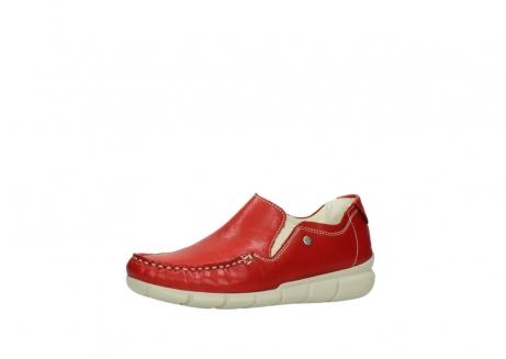 wolky slippers 1511 sekani 757 rot sommer leder_23