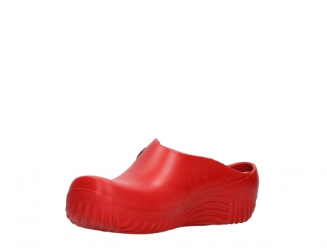 wolky klompen 02550 ok clog klomp 90500 rood pu_10