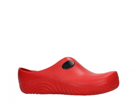 wolky klompen 02550 ok clog klomp 90500 rood pu_2