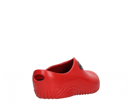 wolky klompen 02550 ok clog klomp 90500 rood pu_21