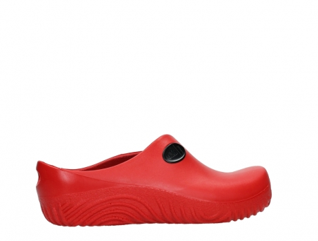 wolky klompen 02550 ok clog klomp 90500 rood pu_24