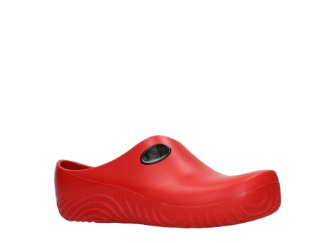 wolky klompen 02550 ok clog klomp 90500 rood pu_3