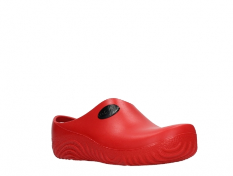 wolky klompen 02550 ok clog klomp 90500 rood pu_4