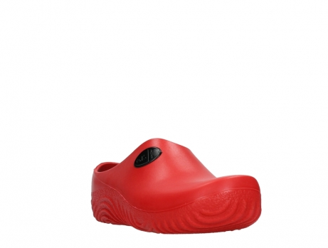 wolky klompen 02550 ok clog klomp 90500 rood pu_5