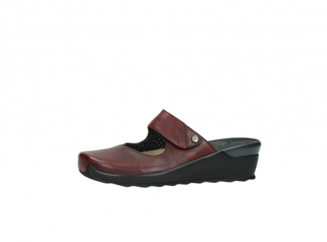 wolky clogs 02576 up 20500 rot leder_24