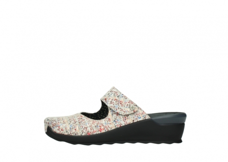 wolky clogs 02576 up 40912 offwhite multi suede_1