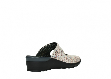 wolky clogs 02576 up 40912 offwhite multi suede_10