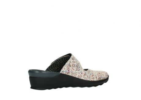 wolky clogs 02576 up 40912 offwhite multi suede_11