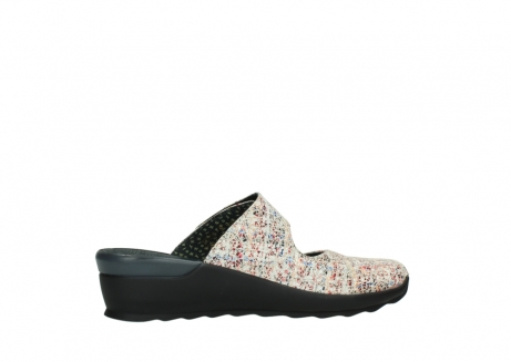 wolky clogs 02576 up 40912 offwhite multi suede_12