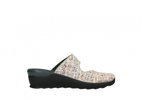 wolky clogs 02576 up 40912 offwhite multi suede_13