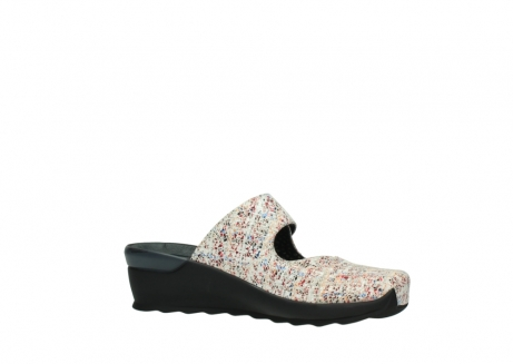 wolky clogs 02576 up 40912 offwhite multi suede_15