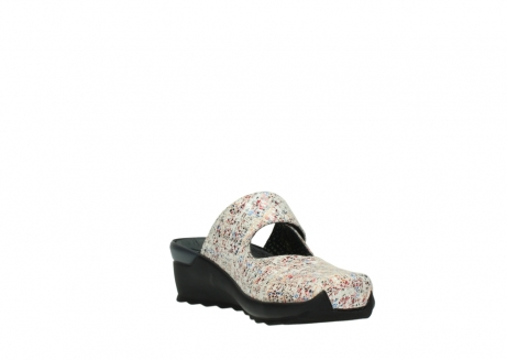 wolky clogs 02576 up 40912 offwhite multi suede_17