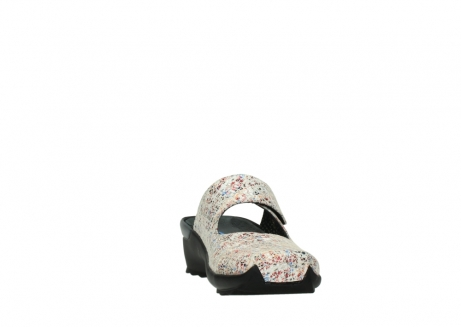 wolky clogs 02576 up 40912 offwhite multi suede_18