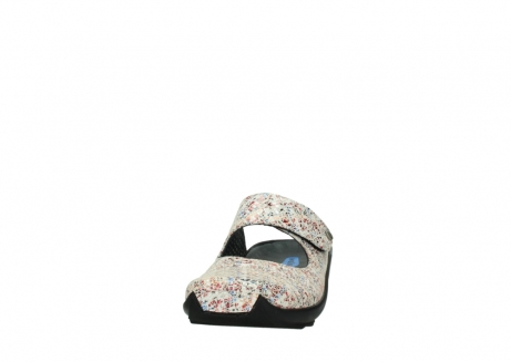 wolky clogs 02576 up 40912 offwhite multi suede_20