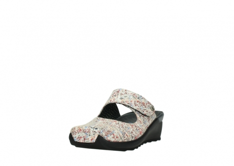 wolky clogs 02576 up 40912 offwhite multi suede_21