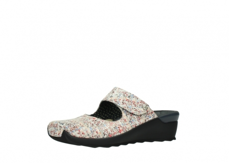 wolky clogs 02576 up 40912 offwhite multi suede_23