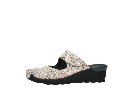 wolky clogs 02576 up 40912 offwhite multi suede_24