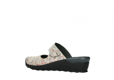 wolky clogs 02576 up 40912 offwhite multi suede_3