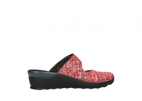 wolky clogs 02576 up 40950 rot multi suede_12