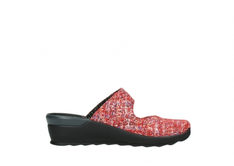 wolky clogs 02576 up 40950 rot multi suede_13