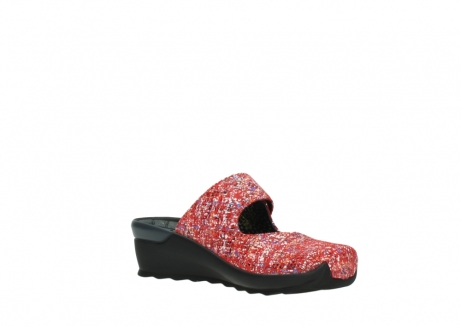 wolky klompen 02576 up 40950 rood multi suede_16