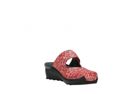 wolky clogs 02576 up 40950 rot multi suede_17