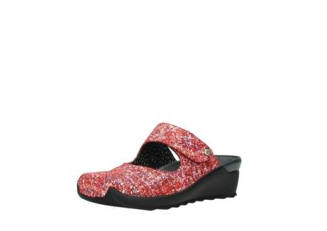 wolky clogs 02576 up 40950 rot multi suede_22