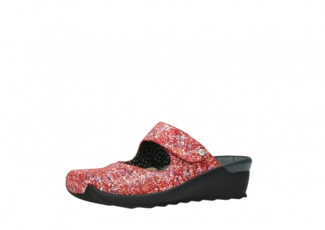 wolky klompen 02576 up 40950 rood multi suede_23