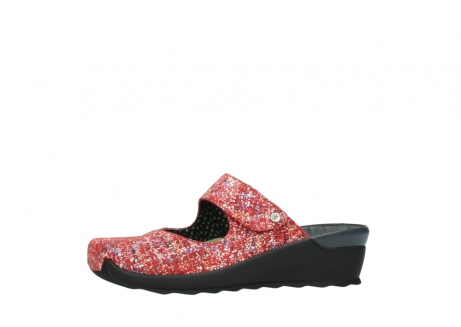 wolky klompen 02576 up 40950 rood multi suede_24