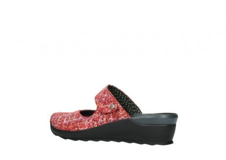 wolky clogs 02576 up 40950 rot multi suede_3