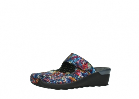 wolky clogs 02576 up 40970 multi black metallic leather_23