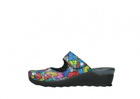 wolky clogs 02576 up 40992 picasso multi suede_1