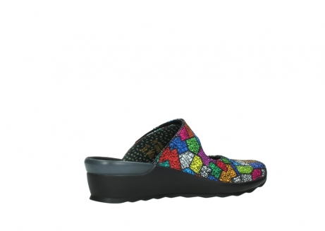 wolky clogs 02576 up 40992 picasso multi suede_11