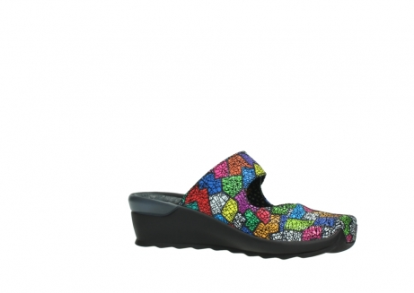 wolky clogs 02576 up 40992 picasso multi suede_15