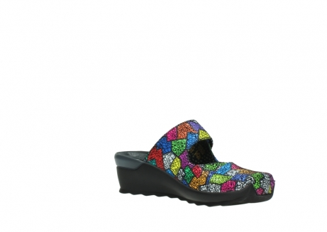 wolky clogs 02576 up 40992 picasso multi suede_16