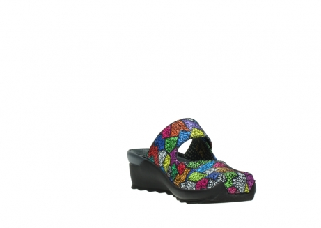 wolky clogs 02576 up 40992 picasso multi suede_17