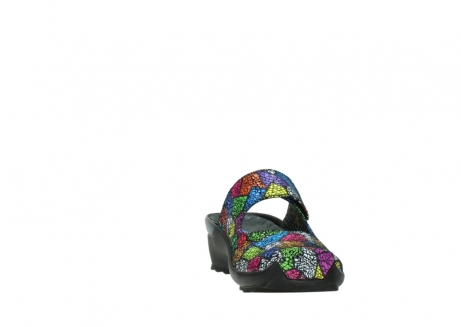 wolky clogs 02576 up 40992 picasso multi suede_18