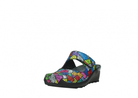 wolky clogs 02576 up 40992 picasso multi suede_21