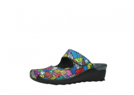 wolky clogs 02576 up 40992 picasso multi suede_23