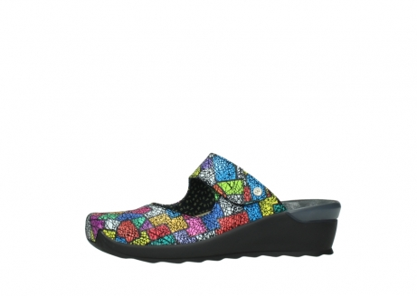 wolky clogs 02576 up 40992 picasso multi suede_24