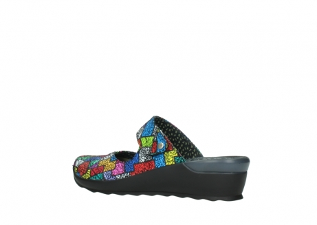 wolky clogs 02576 up 40992 picasso multi suede_3