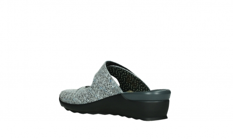 wolky clogs 02576 up 41920 grau multi suede_16