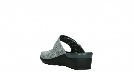 wolky clogs 02576 up 41920 grau multi suede_17