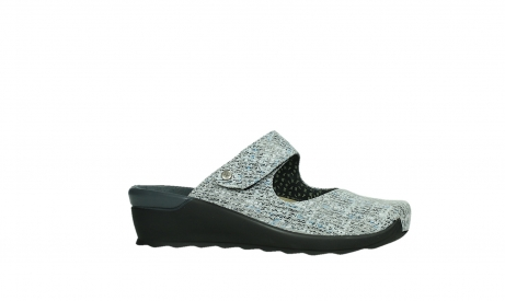 wolky clogs 02576 up 41920 grau multi suede_2